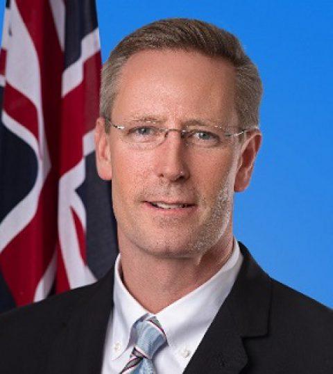 Hon Dan van Holst Pellekaan MP