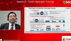 Kentaro Hosomi Executive Officer & Senior Executive Vice President, President & CEO, Energy Systems, Mitsubishi Heavy Industries Group, Ltd.